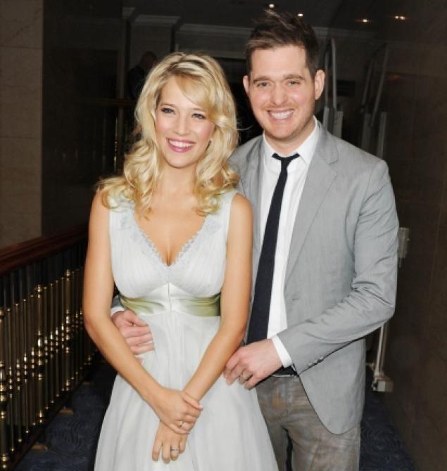Michael Buble New Wife | celebnmusic247 news michael buble and wife expecting michael buble and ...