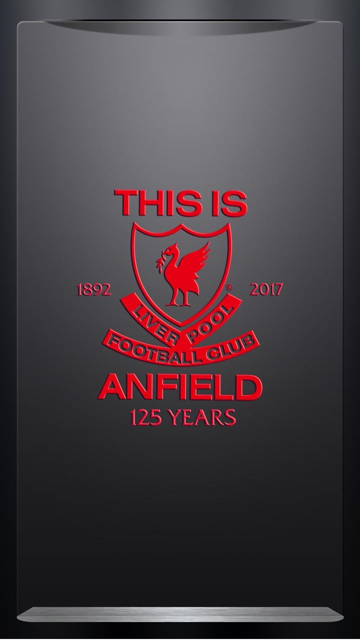 This is Anfield 125 years
