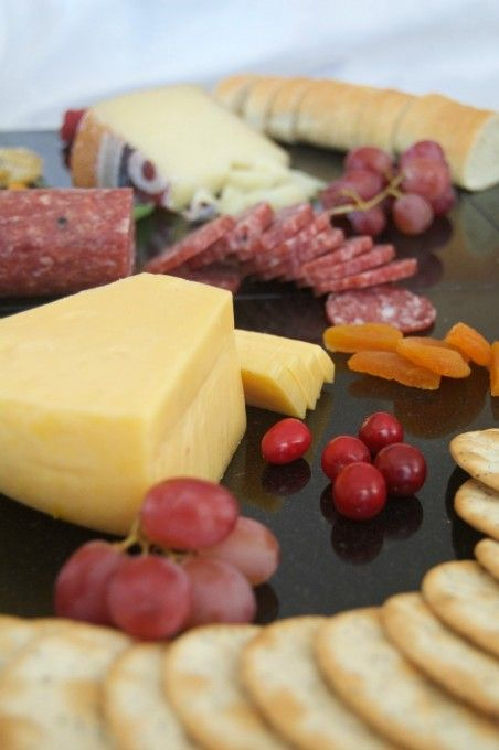 Creating a colorful, appealing and tasty cheese board for entertaining is easy with these ingredients! #ad #CheeseSale @Albertsons