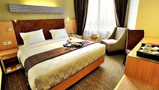 Cipta Hotel Jakarta : Hadirkan Konsep Tropical Minimalist
