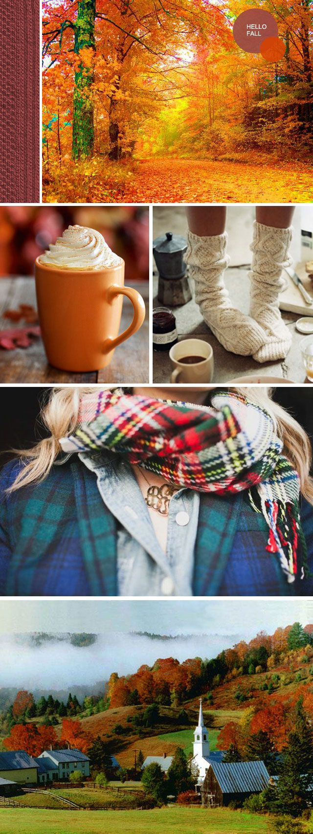 fall time. ready for apple cider, cranberry sierra mist, pumpkin delights & scarves!!!