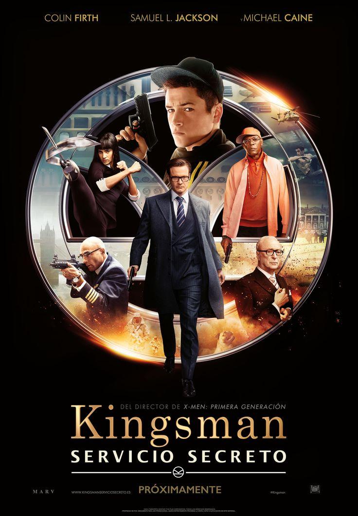 2014 / Kingsman Servicio Secreto - Kingsman The Secret Service