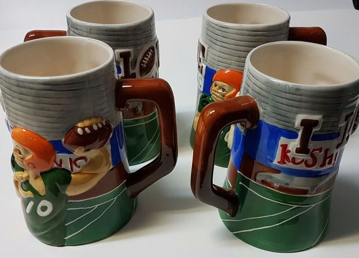 Beer Steins - Ceramic