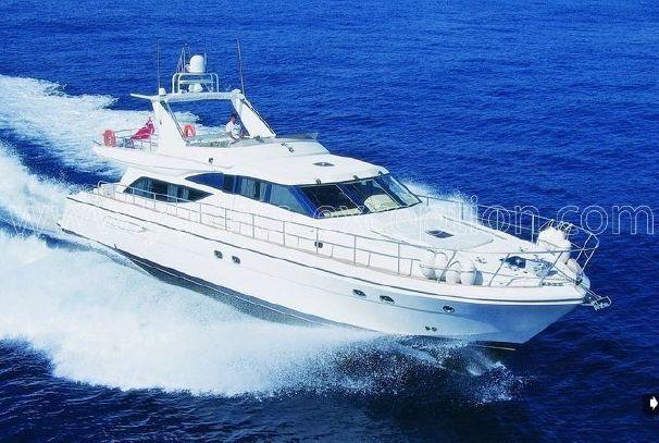 Guy Couach 2200 Yachts - http://boatsforsalex.com/guy-couach-2200-yachts/ -                       US$1,518,660  Year: 2001Length: 72'Engine/Fuel Type: TwinLocated In: Palma, SpainHull Material: CompositeYW#: 76324-1865811Current Price: EUR1,100,000 Tax Paid (US$1,518,660) PRIX EN BAISSE! Une superbe unité en parfait état, un ...
