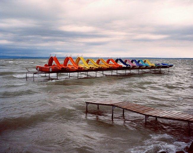 Return to Lake Balaton: revisiting communist Hungary's favourite summer holiday resort —The Calvert Journal