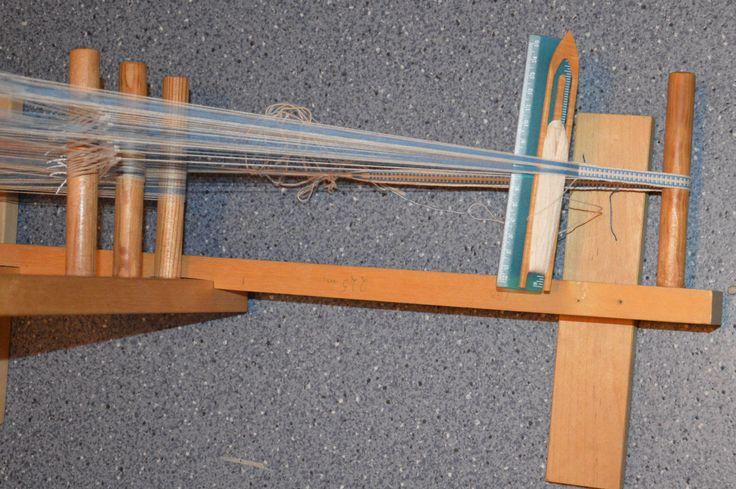 My Incle loom