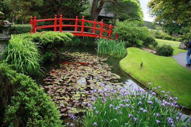 The Irish National Stud's Japanese Gardens, Kildare. #gardens #gardensofireland
