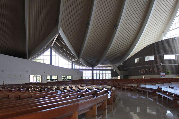 Gallery of The Santuary of Santa Paulina / HS Arquitetos - 5