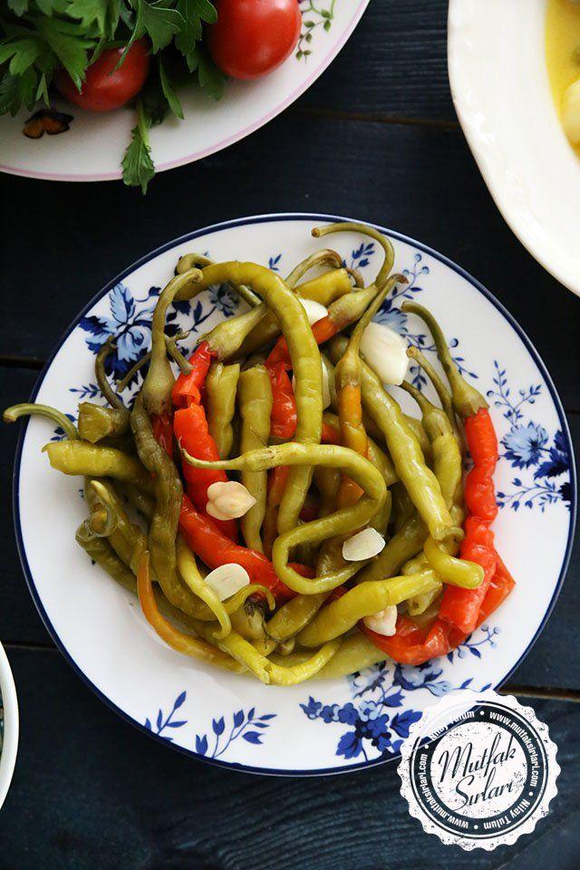 Biber Turşusu | Mutfak Sırları