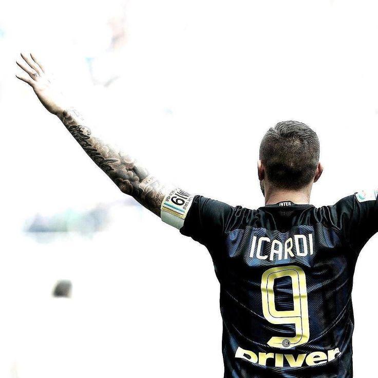 Ripartiamo dal Capitano solo da lui #inter #icardi #mi9