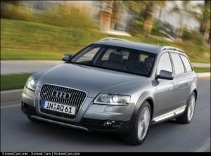 2007 Audi Allroad Quattro  - http://sickestcars.com/2013/05/14/2007-audi-allroad-quattro/