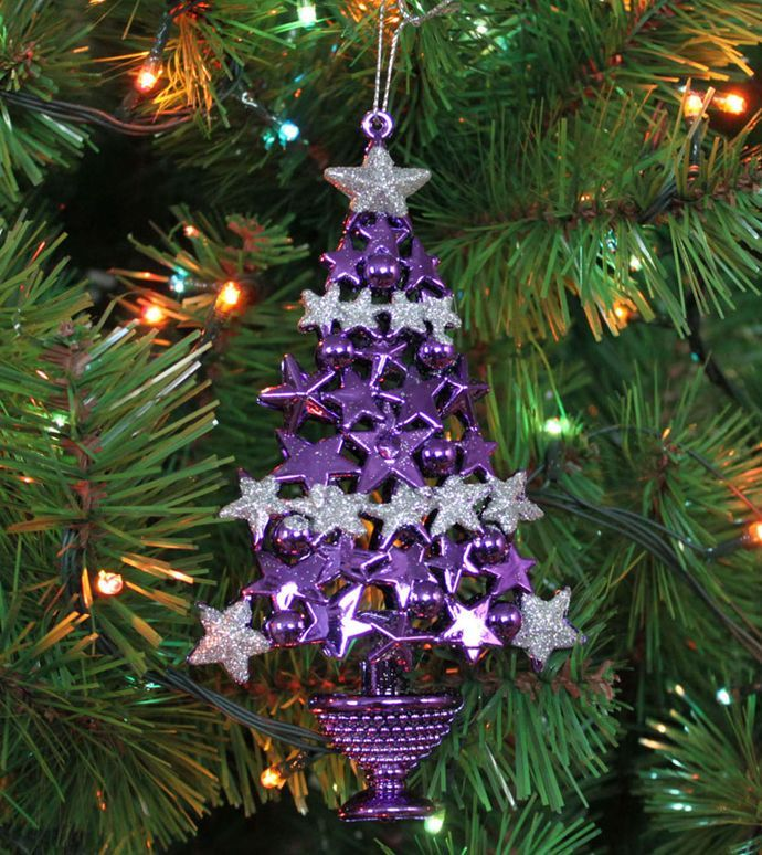 Are you dreaming of a purple Christmas