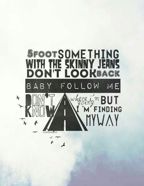696 best images about One Direction Lyrics on Pinterest ...