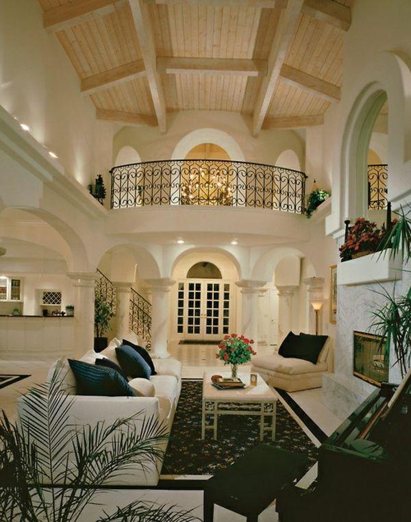 273 besten Traumvillen Bilder auf Pinterest Barock, Stühle und - franzosische luxus einrichtung barock design