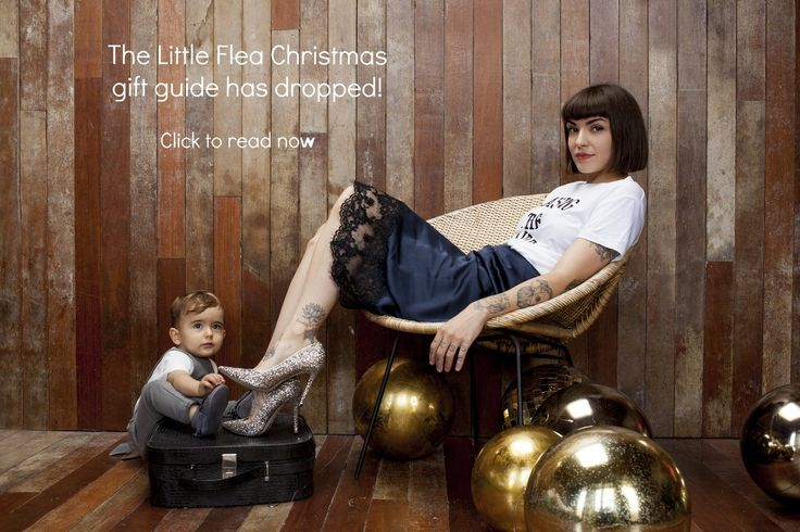 Little Flea Magazine. photo by Sarah Winborn Photography. Mere Soeur and baby River shoot.