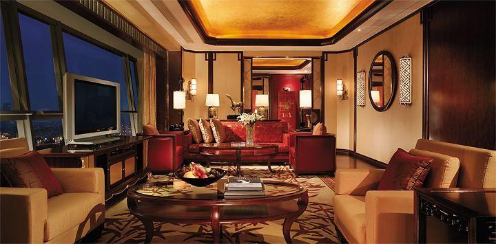 Xian Accommodation & Hotel Rooms | Shangri-La Hotel, Xian
