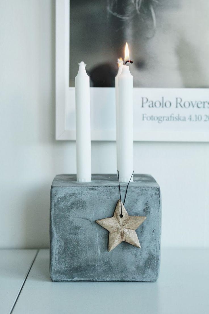 j. levau blog: our x-mas calendar and some star decoration.