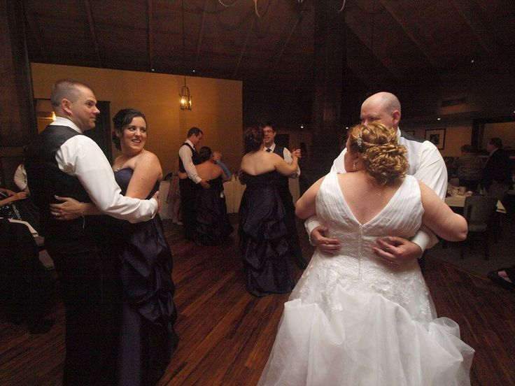 Music should be greatly enjoyed on your big day! Slow songs are great every now and then, but your playlist should be mostly comprised of fun and fast songs, keeping the dance floor alive!  . . .  #weddingmusic #billpencemusic #wedding #music #folsomwedding #weddingdance #dance #reception #weddingreception #weddingfun #fun #dancing #dj  Photo Source: https://www.flickr.com/photos/29621494@N02/10118842436/