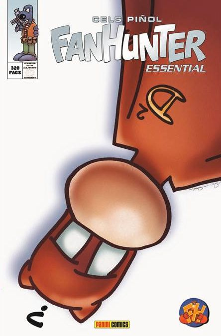 Fanhunter Essential. Panini Cómics.