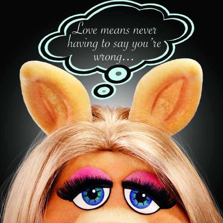 21 Best Muppet Love Images On Pinterest: 34 Best Images About Miss Piggy Love On Pinterest