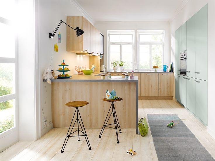 Modern-Dream-Kitchen. Schuller German Kitchen - Bari.