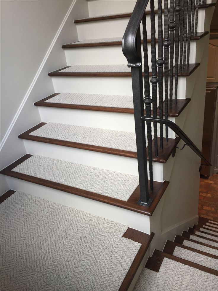 Use FLOR Carpet Tiles On Your Stairs. Make Them Simply Beautiful! #myflor  Tile