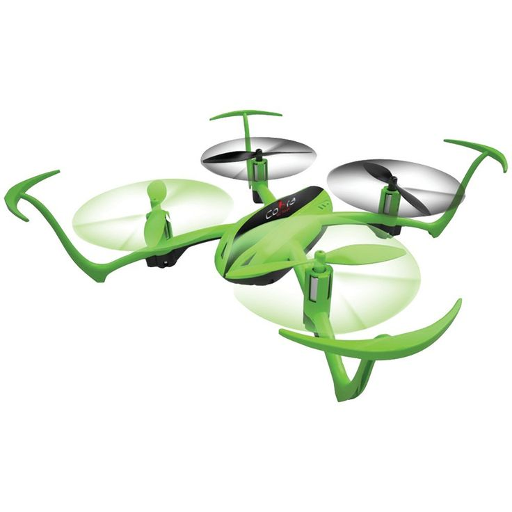 COBRA RC TOYS 909318 Inverted Flight Stunt Drone