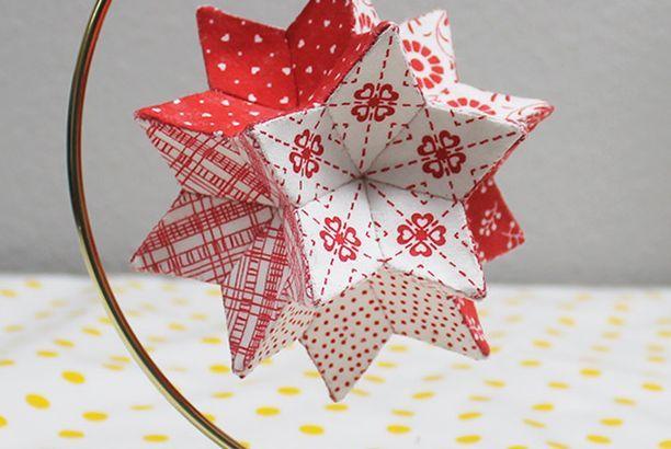 Monravian Star Ornament