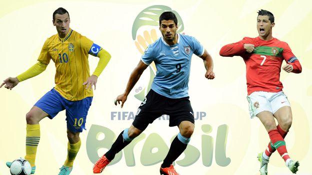 Mundial 2014: fecha y hora de los todos partidos del repechaje. #depor