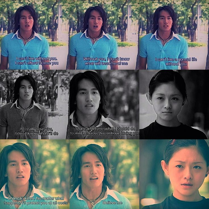 Meteor Garden, cult classic Taiwanese drama (2001)