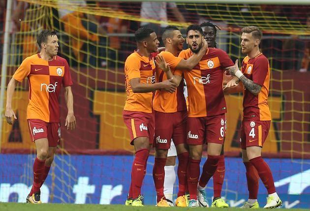Galatasaray 4-1 Kayserispor