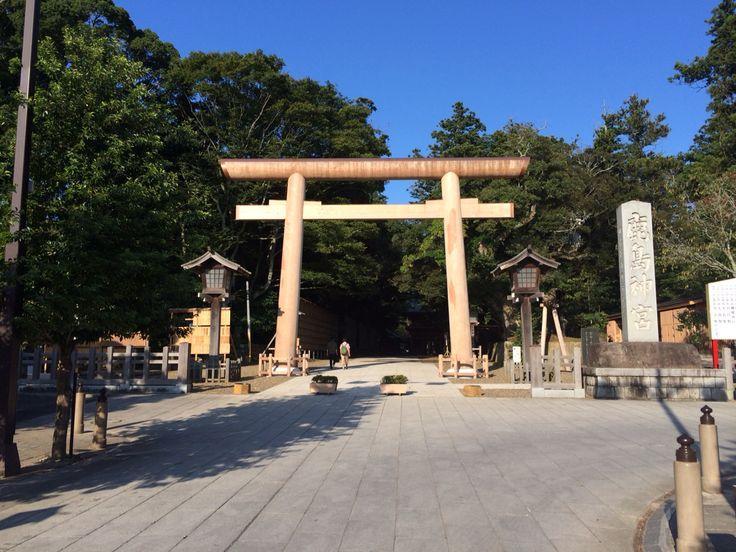 全国の鹿島神社の総本宮