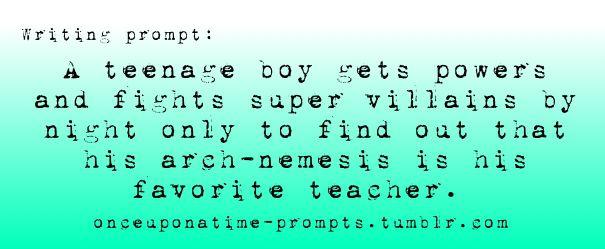 AND SAID TEACHER KNOWS ALL HIS WEAKNESSES OOOOOO