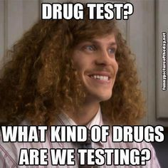 drug test what kind of drugs are we testing workaholics - Google Search