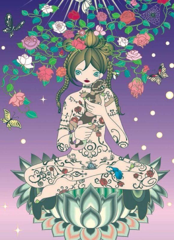Chiho Aoshima, 1999 ©Chiho Aoshima/Kaikai Kiki Co., Ltd. All Rights Reserved. Courtesy Galerie Perrotin