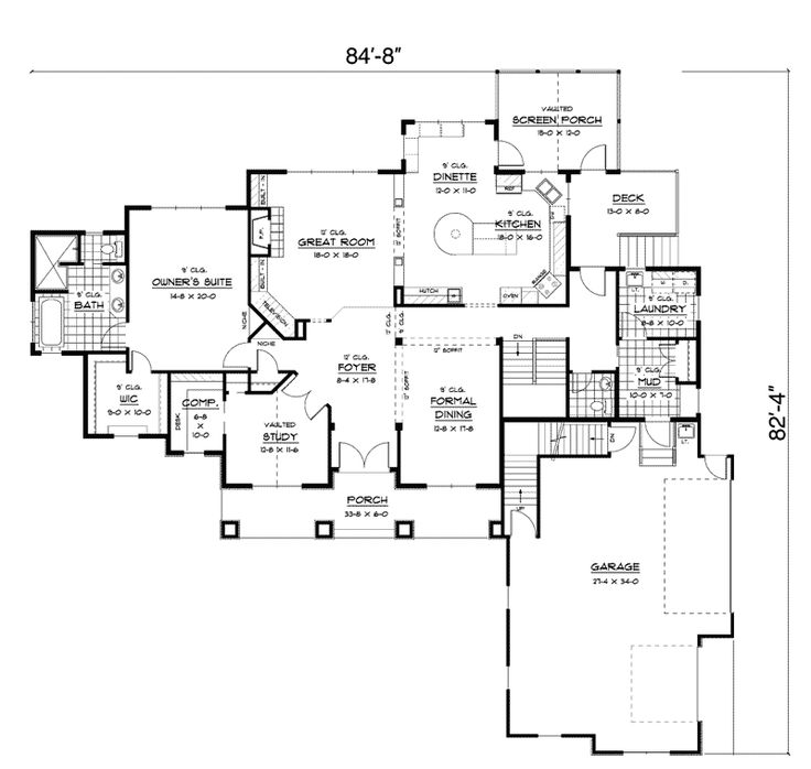 1000 images about house designs and plans on pinterest for House plans and more com home plans