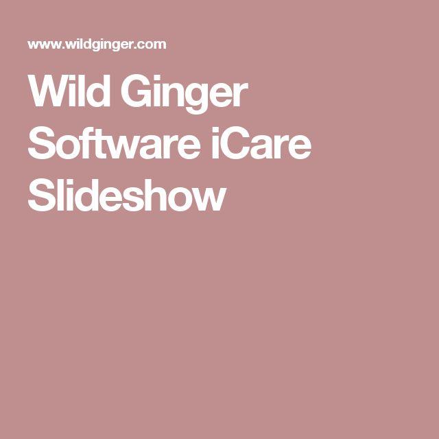 Wild Ginger Software iCare Slideshow