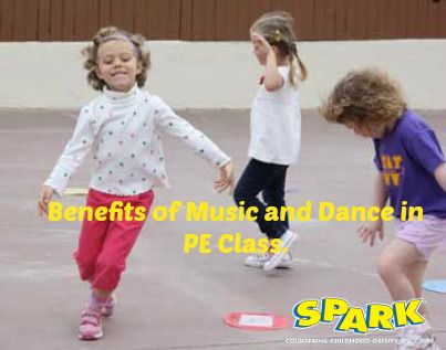 Benefits of Music and Dance in PE Class... via SPARK. http://www.sparkpe.org/blog/benefits-of-music-and-dance-in-pe-class/