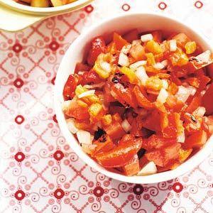 Recept - Paprika-tomaat-salsa - Allerhande