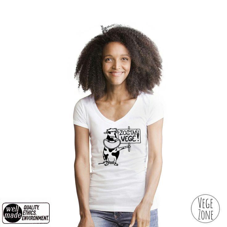 Go VEGAN! http://vegezone.pl/15-koszulki