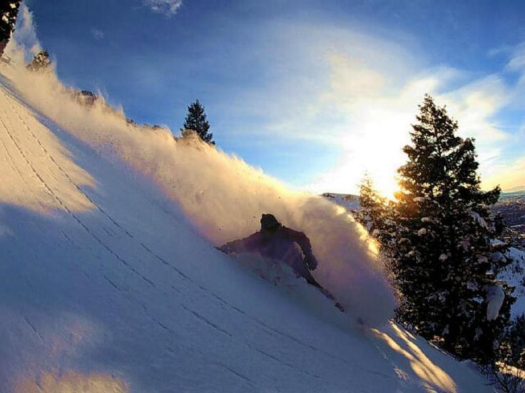 Snowboarding with Czech Adventures