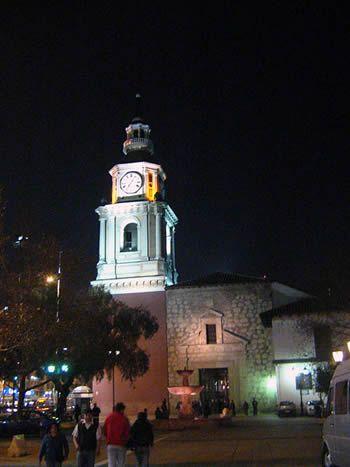 Iglesia San Francisco de Santiago chile