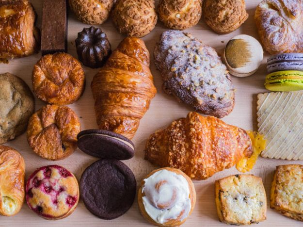 Seattle - We Eat Every Single Pastry at Crumble