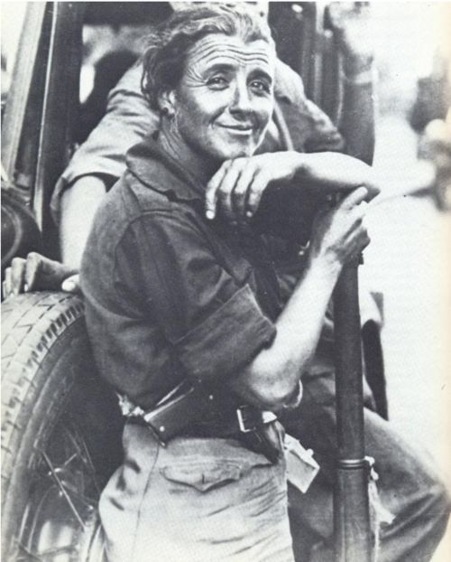 Militia women, Spanish Civil War, 1936-39 #Spain #war