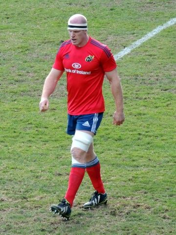 Paul O'Connell, Munster Rugby