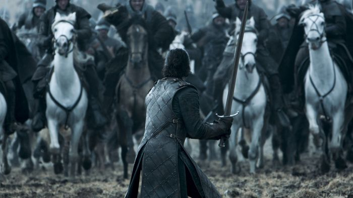 Kit Harington as Jon Snow. Credit: Courtesy HBO...OMG.   This episode was just so INSANE and SO good and just WOW!!!
