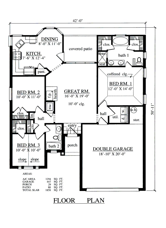 1000 ideas about one floor house plans on pinterest for Small european house plans