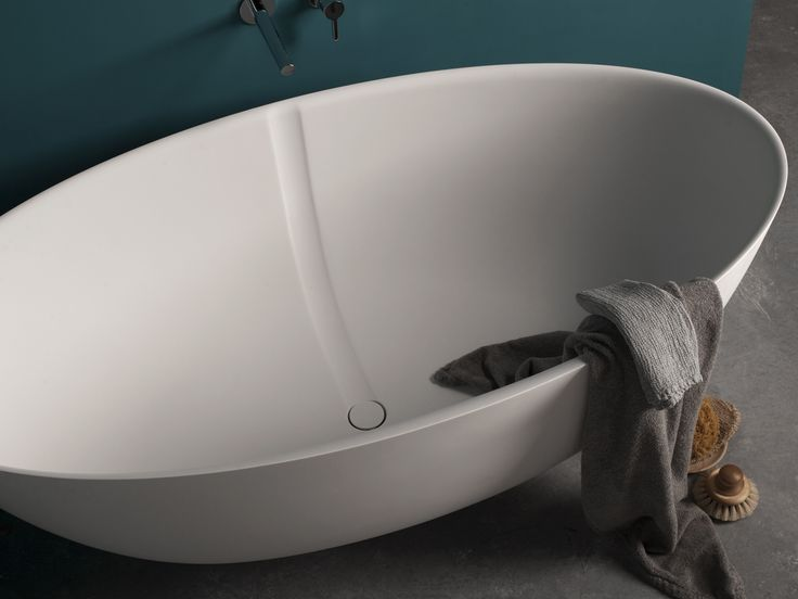 168 best Baden vrijstaand en inbouw images on Pinterest | Bath ...