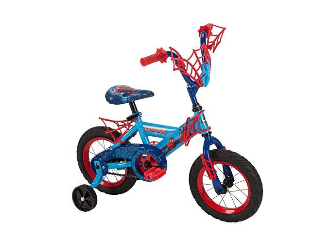 Huffy 12 Marvel Spider Man Boys Bike Blue Review Boy Bike Bike Kids Bicycle
