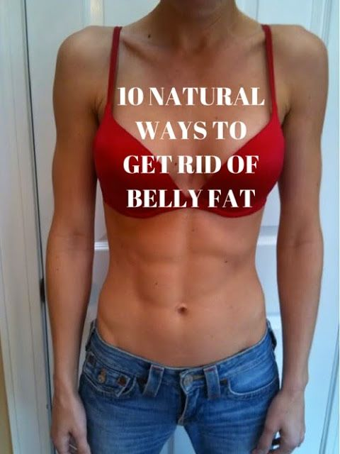 Natural Supplement To Get Rid Of Belly Fat